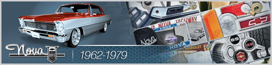 Header Graphic for 1962-1979 Nova / Chevy II Models