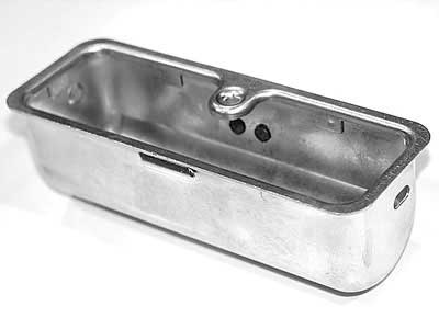 1969-70 Mustang/Cougar Front Console Ash Tray Insert