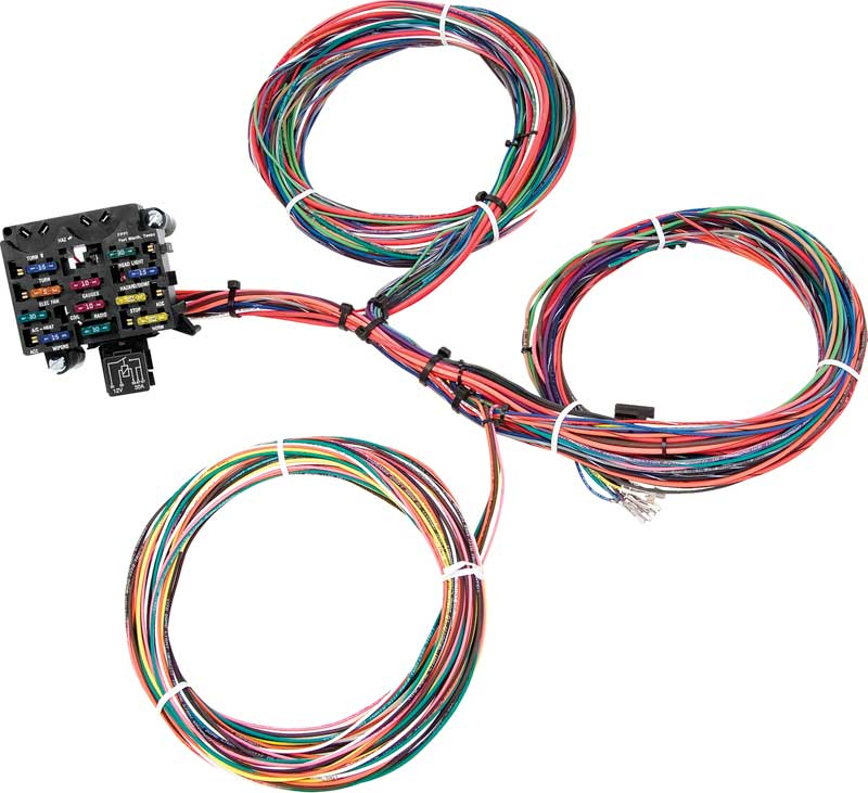 1930 2008 all makes all models parts 10103 gm truck painless rh classicindustries com GM Turn Signal Wiring Marine Engine Wiring Harness