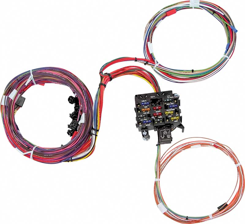 all makes all models parts 10112 1963 66 gm truck universal wiring harness