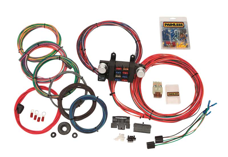 painless wiring harness circuit wiring and diagram hub \u2022 standalone lt1 kit 1930 2007 all makes all models parts 10307 painless 18 circuit rh classicindustries com painless wiring harness 10127 painless wiring harness lt1