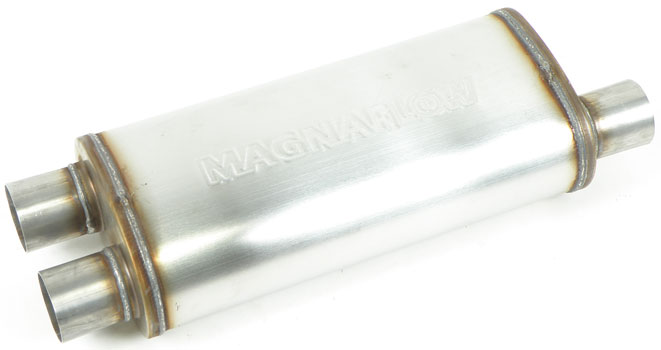 9 Pack MagnaFlow Exhaust Products MagnaFlow 35106B Stainless Steel Exhaust Tip