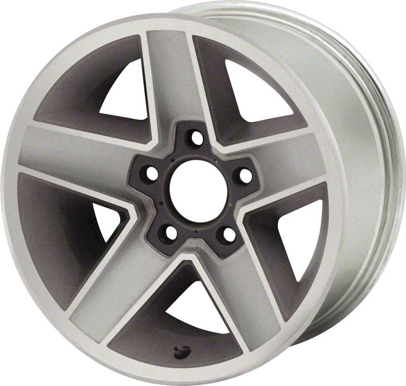 What is the bolt pattern for a 1985 caprice classic?
