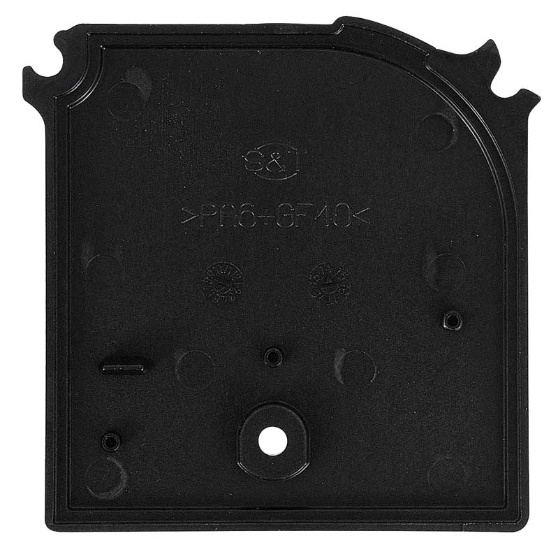 1992-2005 GM Truck Wiper Motor Cover; Reproduction