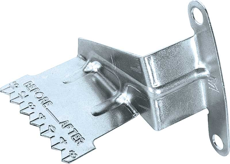 "Small Block Chevy Chrome Steel 6/""-8/"" Timing Tab Pointer 265-400 SBC Engines"