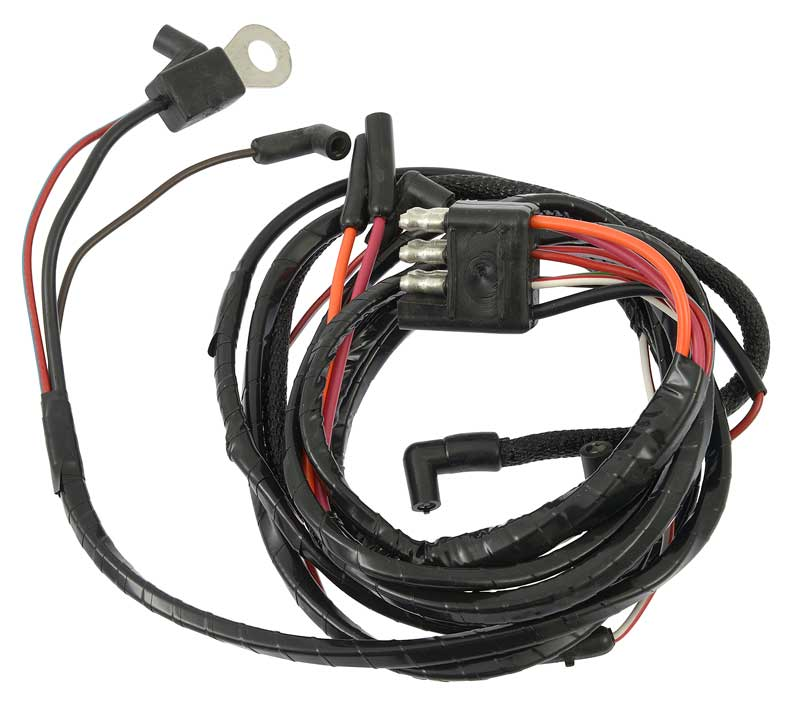 Strange 1965 All Makes All Models Parts 14289D 1965 Mustang 8 Cyl With Wiring Digital Resources Funapmognl