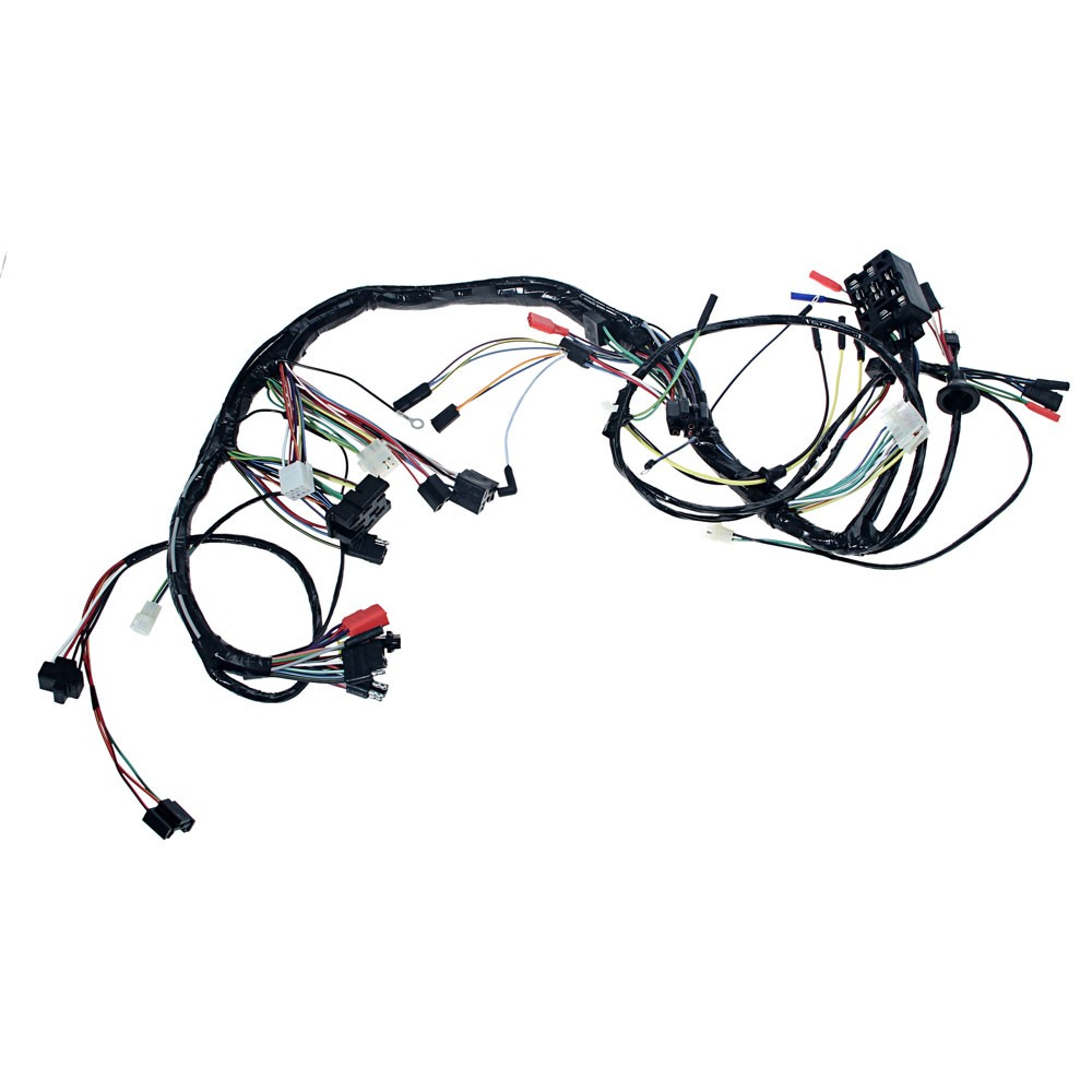 Wire Harness Prints Ford Mustang Parts Electrical And Wiring Classic Industries Page 7 Of 17