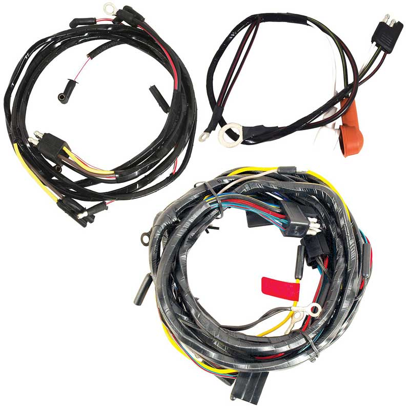 1965 mustang wiring harness    1965    all makes all models parts 14402h 65    mustang        1965    all makes all models parts 14402h 65    mustang