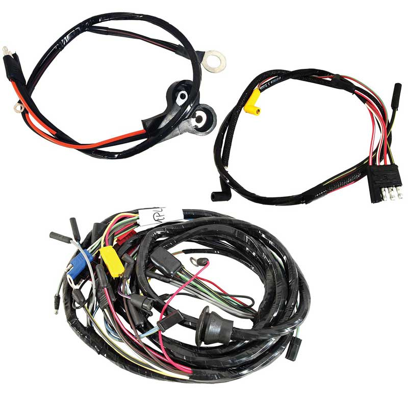 68 mustang engine wiring harness 1968 ford mustang parts 14402t 68 mustang underhood wiring harness  68 mustang underhood wiring harness