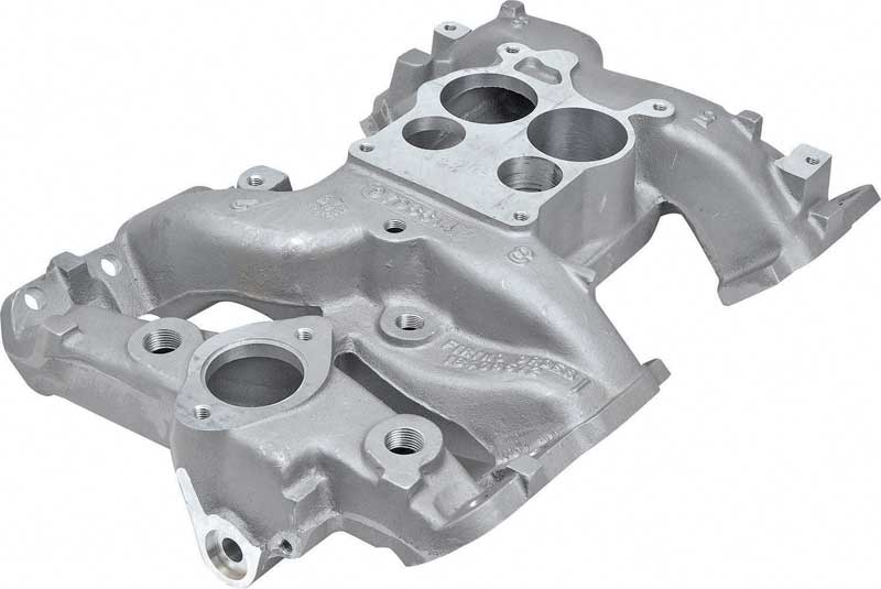 1969 All Makes All Models Parts | 14420 | 1969 Ram Air Iv Intake Manifold |  Classic Industries