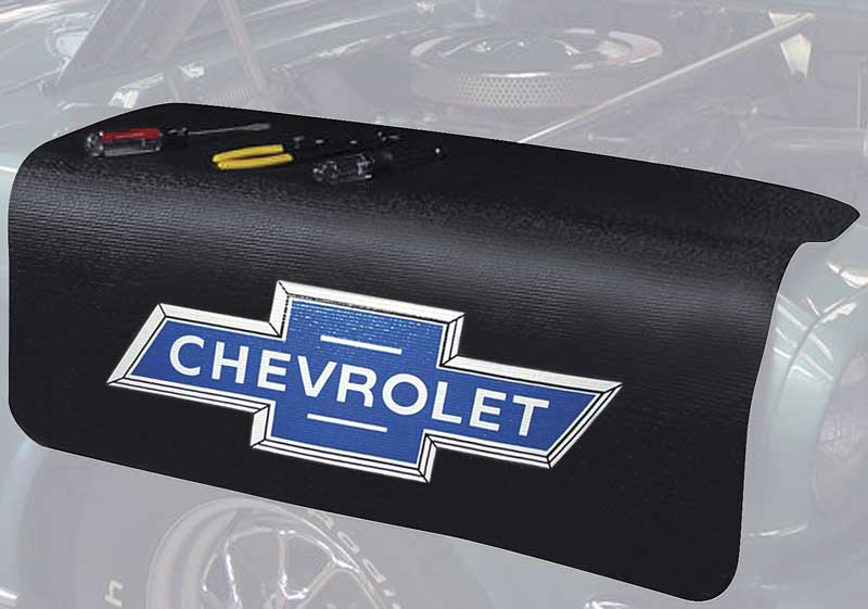 Standard Size 22 X 34 Officially Licensed by General Motors FG2046 Fender Gripper Fender Cover with Gm Super Sport Logo Universal Fit
