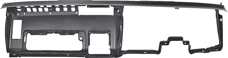 1969-72 NOVA/CHEVY II STEEL DASH PANEL WITH AIR CONDITIONING