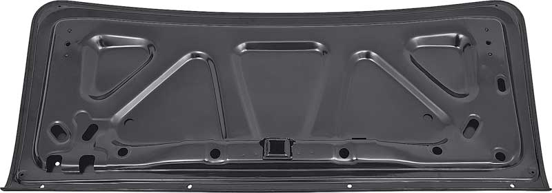 1967-69 F-BODY TRUNK LID WITH PRE-PUNCHED REAR SPOILER HOLES