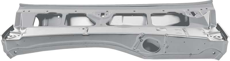OER C11022 1968 Camaro//Firebird Inner Cowl Panel Assembly With AC EDP Coated