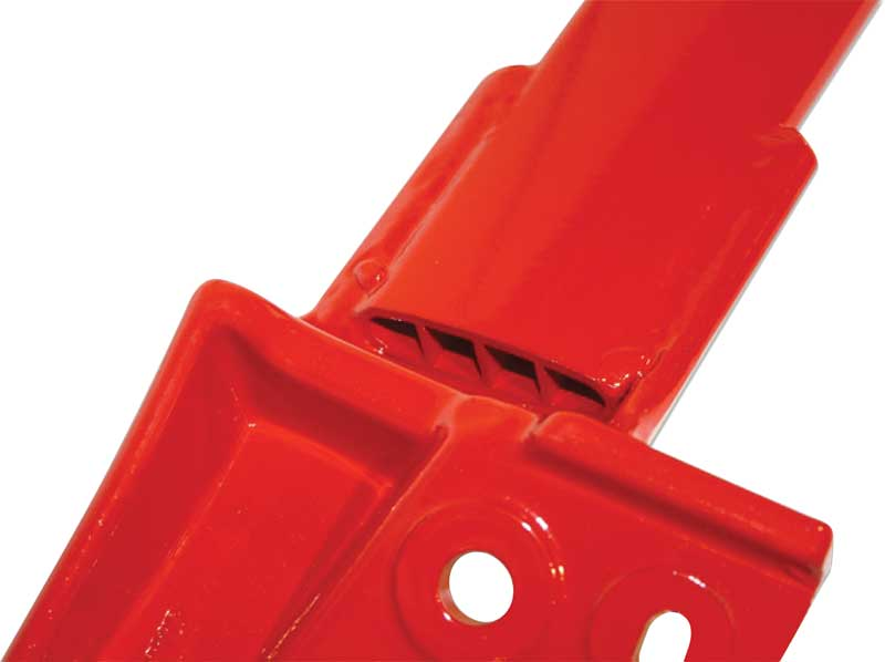 2011-15 Camaro Front Strut Tower Brace - Bright Red