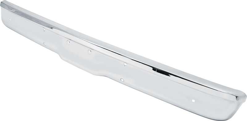 1967-70 Chevrolet Truck Chrome Front Bumper - Standard Replacement