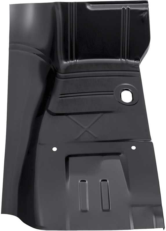1970-74 F-Body Front Floor Pan With Toe Board - RH