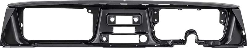 1969-72 Chevrolet/GMC Pickup, Suburban, Blazer Full Dash Panel - Without A/C