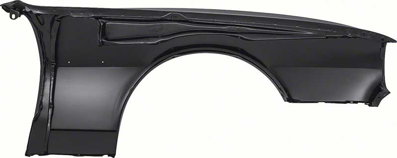 1967 Camaro Standard Front Fender with Extension; LH