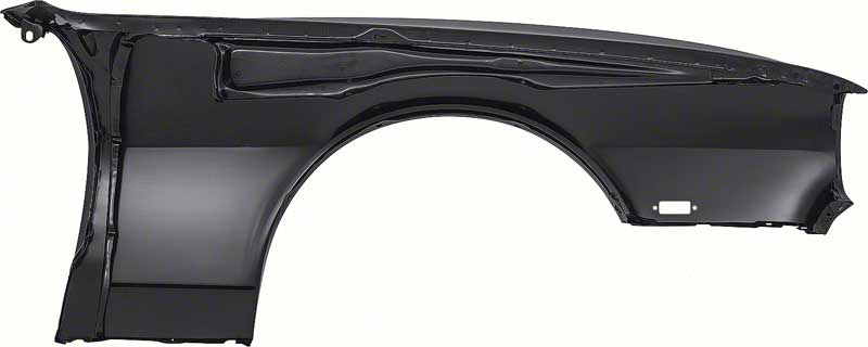 1968 Camaro Standard Front Fender with Extension; LH