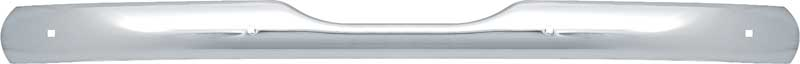 1954-55 GM Pickup Chrome Stepside Rear Bumper - Standard Replacement