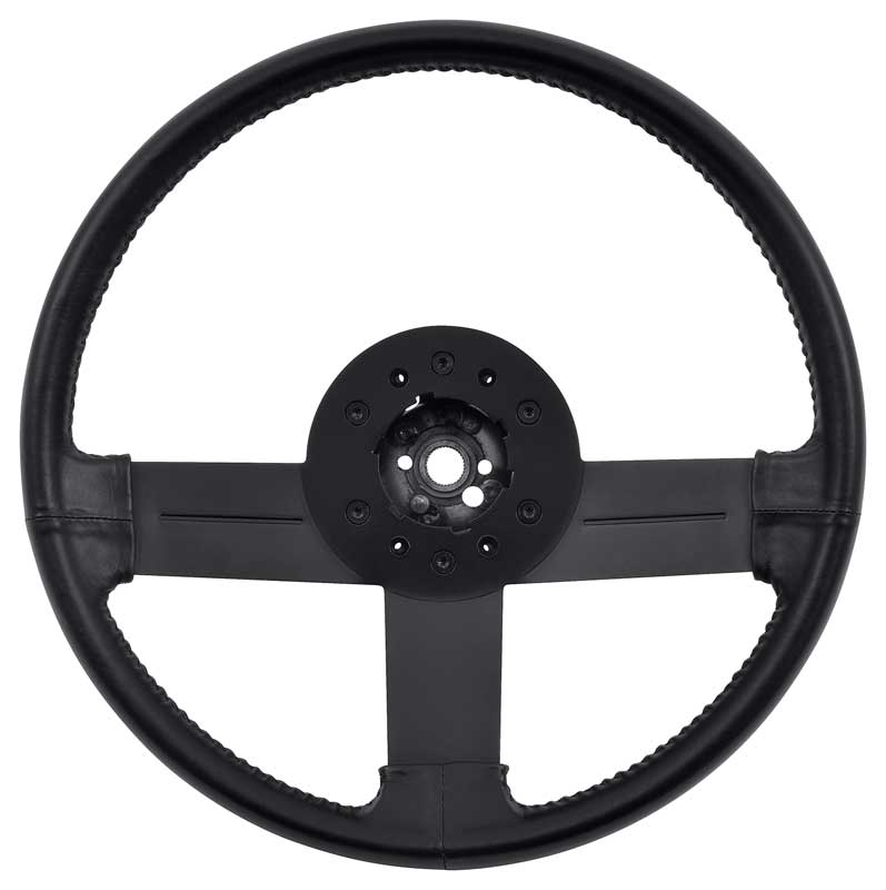 1982-1989 All Makes All Models Parts | 17983441 | 1982-89 Camaro Steering  Wheel - Leather Wrapped | Classic Industries