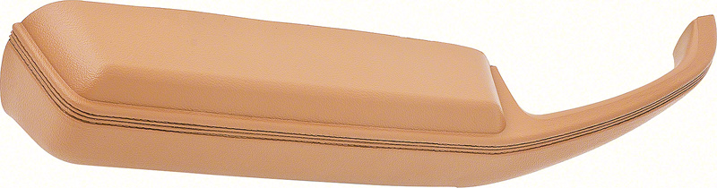 1978-81 F Body Camel Tan Arm Rest Pad / Pull Handle; LH