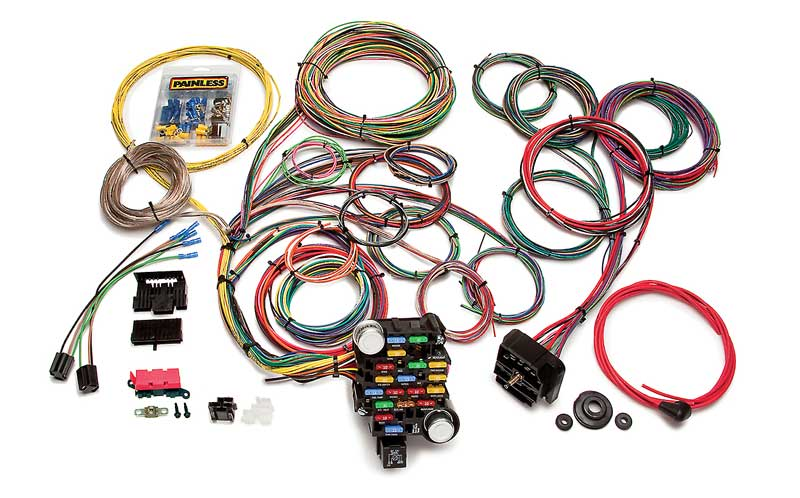 [TBQL_4184]  1958-1996 All Makes All Models Parts | 20104 | GM - Painless | Gm Automotive Wiring Harness |  | Classic Industries