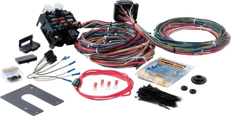 20106 painless performance products all models parts classic industries Painless Wiring Harness Chevy at fashall.co