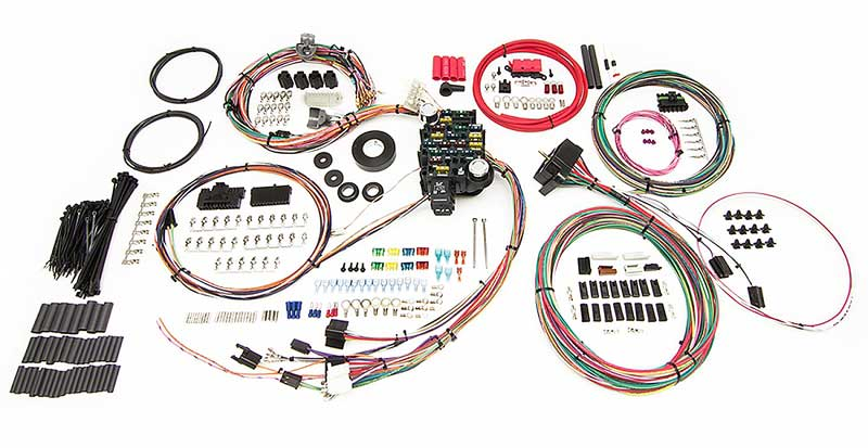 1973-1987 All Makes All Models Parts | 20205 | 1973-87 Chevy C10 / GMC | Wiring Harness For Old Trucks |  | Classic Industries