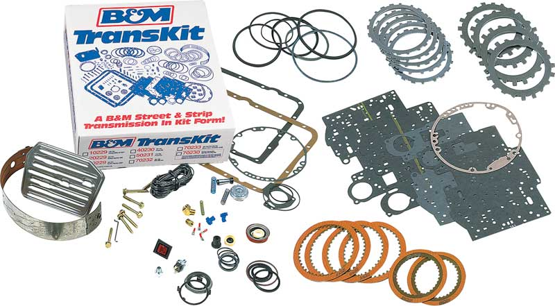 1965-87 TH400 / 375 / M40 B&M Super Trans Kit