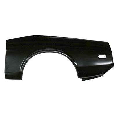 Patch Panel Front Lower Fender Passenger Side 1967-1968 Mustang