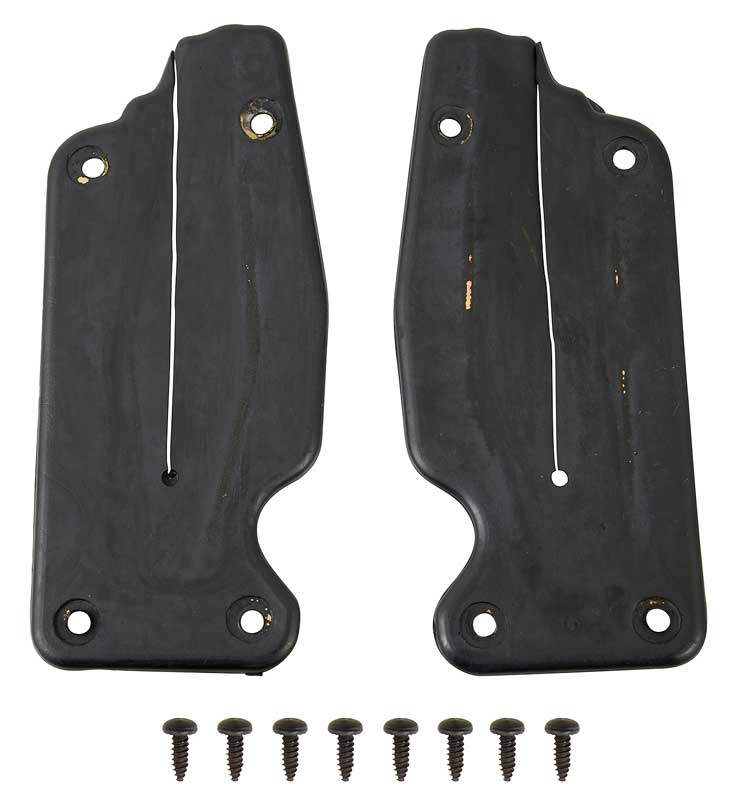 Fastback Quarter Window to Body Seals 1969-1970 Ford MUSTANG