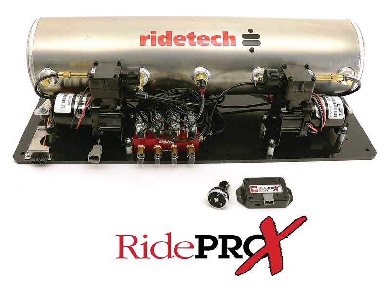 5 Gallon Airpod With RidePRO X Control System