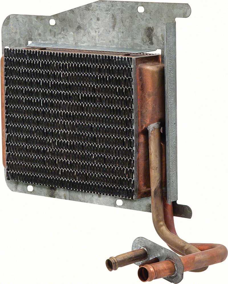 1973-1976 All Makes All Models Parts | 3502462 | 1973-76 Mopar A-Body With  AC - Copper/Brass Heater Core (8 X 6 X 2) | OER