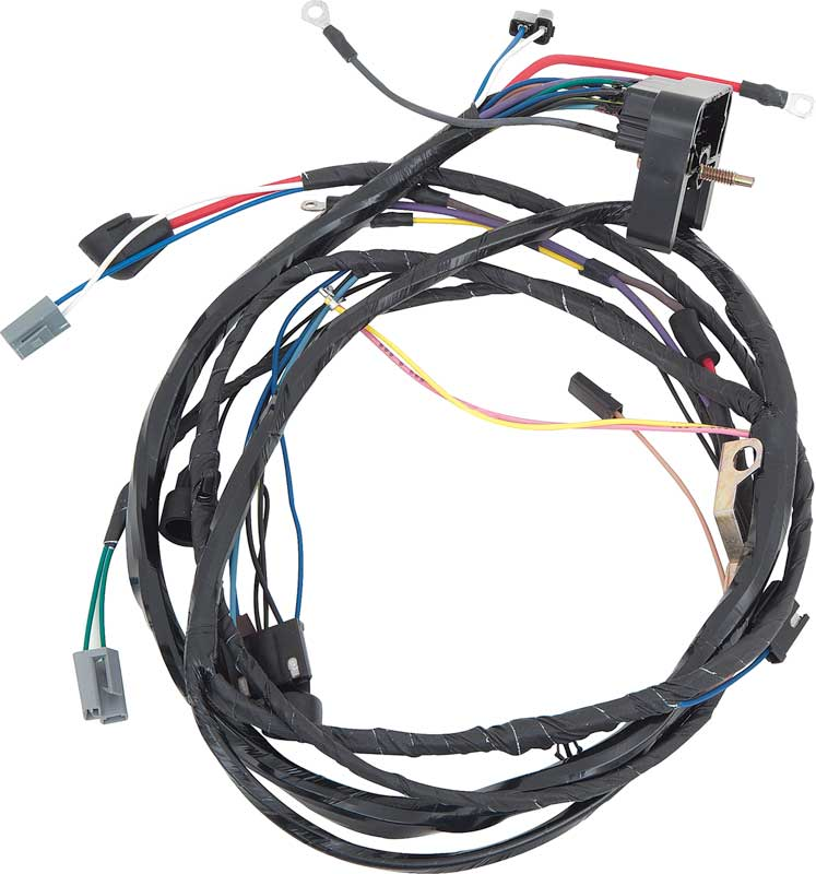 impala parts electrical and wiring classic industries