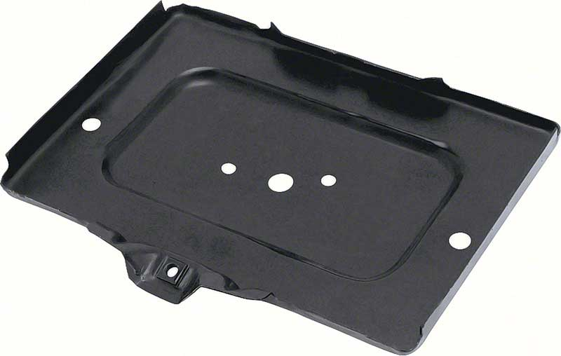 Chevrolet truck parts electrical and wiring batteries tmi gm 1967 72 gm truck battery tray sciox Gallery