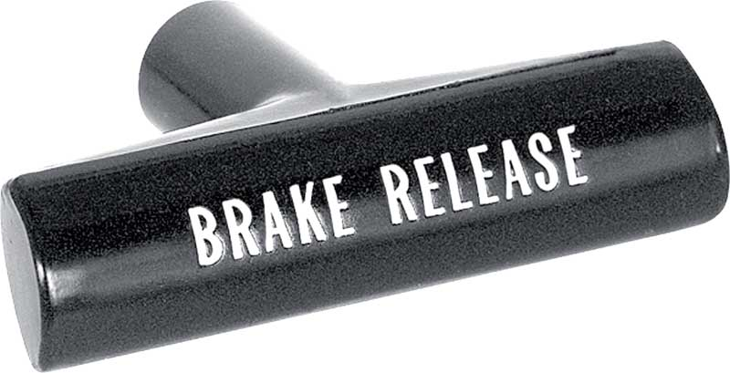 1964-81 Reproduction Park Brake Release Handle