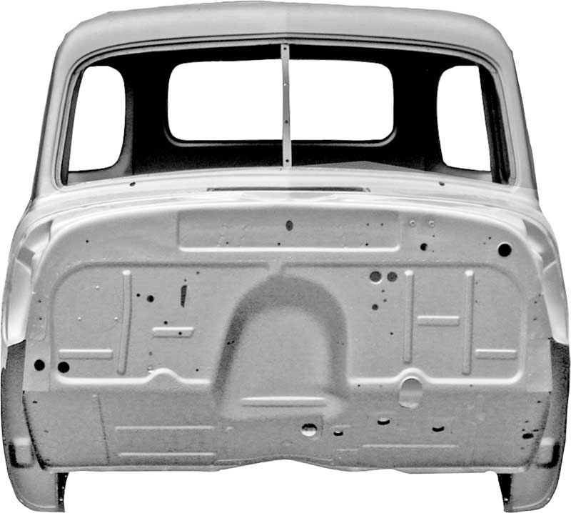 1952-53 GM Truck Complete Cab Assembly
