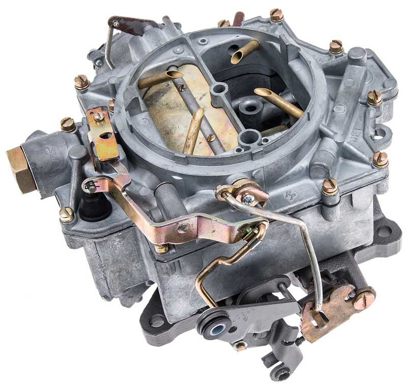 1966 Chevrolet Impala Parts | 4312 | 1966 283 Remanufactured 4bbl Rochester  Carburetor | Classic Industries