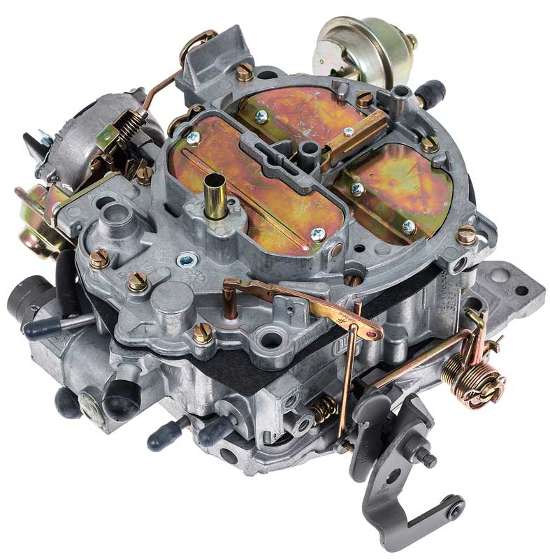1985-87 7.4L California Emission 4bbl Rochester Carburetor