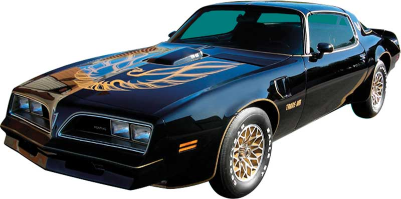 8f1e23f3 1977 Pontiac Firebird Parts | Emblems and Decals | Classic Industries