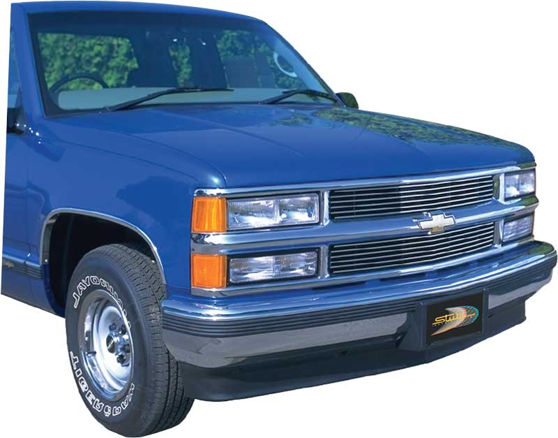 1994-98 Chevy Truck Billet Grill Polished Finish