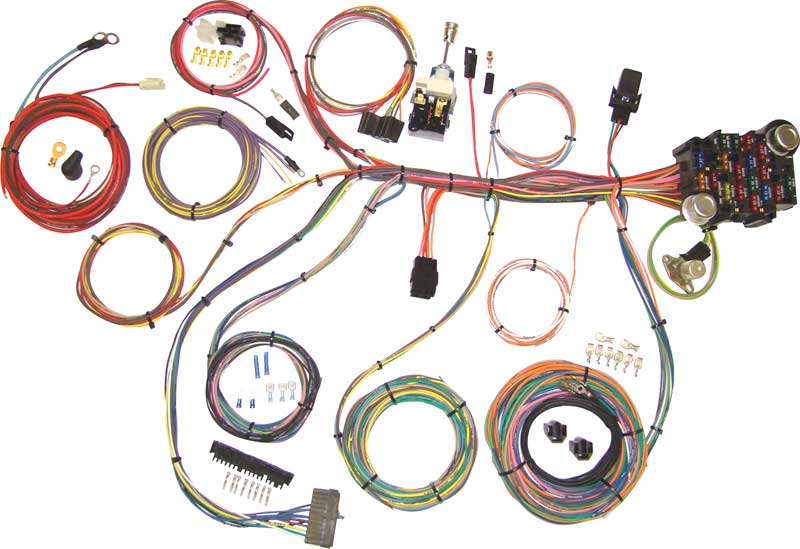 1930-2007 all makes all models parts | 510008 | power plus 20 circuit  classic industries