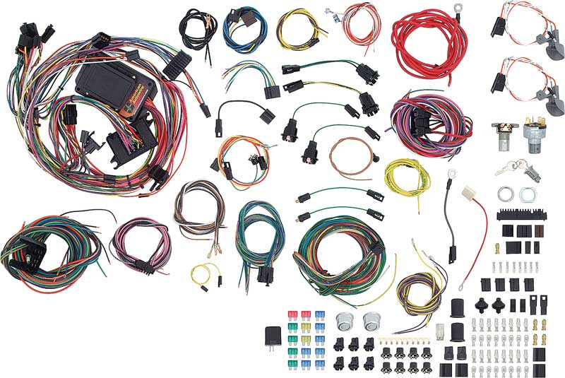 510063 all models parts electrical and wiring wiring and connectors 1965 impala wiring harness at eliteediting.co