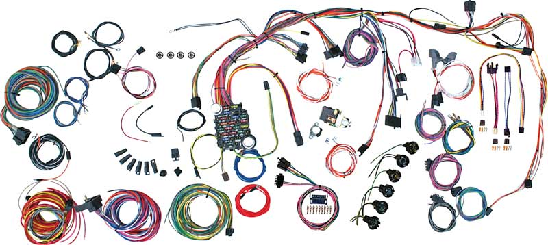 nova parts 510201 1968 nova wiring harness classic update 510201 1968 nova wiring harness classic update series