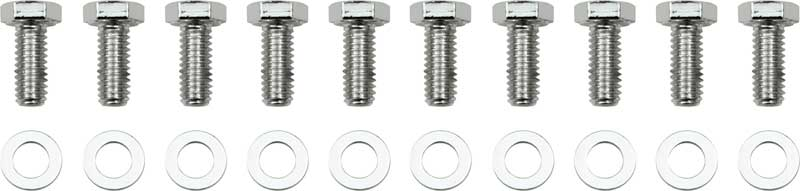 Timing Cover Bolts StainleSS Steel SS Logo