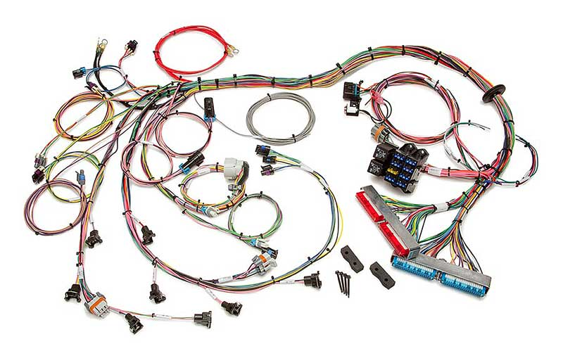 60508 - 1997-04 ls1/ls6 engines painless fuel injection wiring harness  standard length