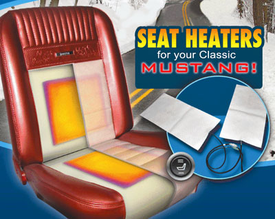 HIGH / LOW SEAT HEATERS, SINGLE SEAT