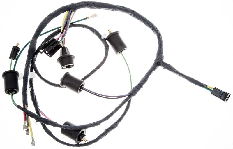 1963 chevrolet impala parts electrical and wiring. Black Bedroom Furniture Sets. Home Design Ideas